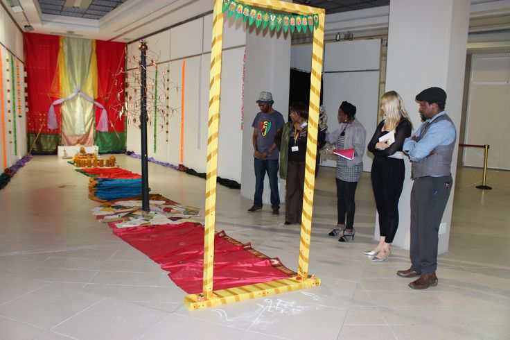 Featuring artist: Balasubramanian Kanni. Unisa Art Gallery, Masters in Visual Arts Student Exhibition 2015