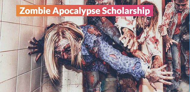 zombie apocalypse scholarship essay essay Apply for the zombie apocalypse scholarship  finally, a scholarship for zombie fans  submit an online written response to the question: imagine that your .
