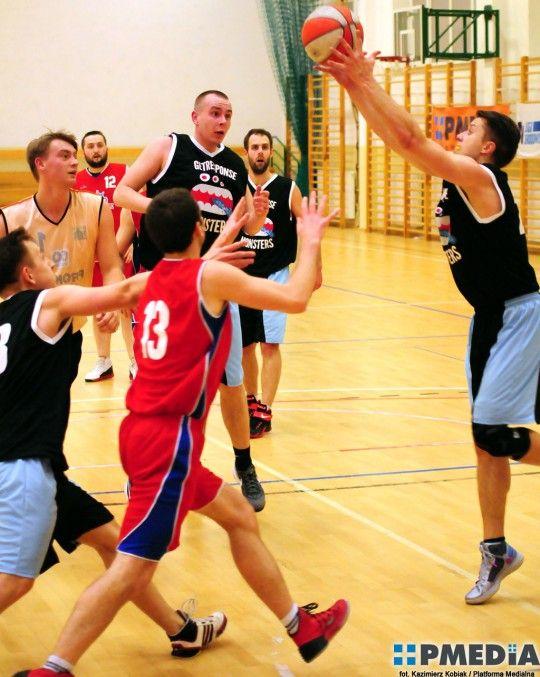 ...bo mamy swoją drużynę koszykarską - GetResponse Monsters! ;-)