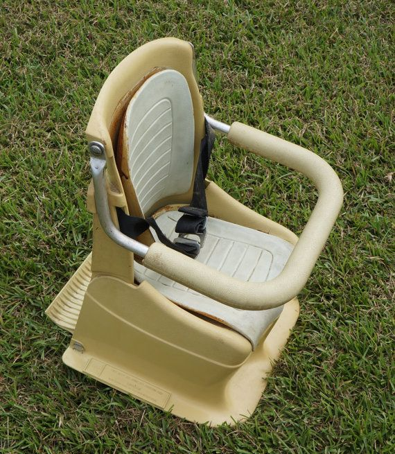 1968 First Baby Car Seat Made By Everythingestate On Etsy