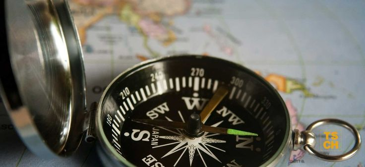 The magnetic compass is an important element of our charter yacht. It helps us understand where we find ourselves at any moment on the sea. This article explains how it works.