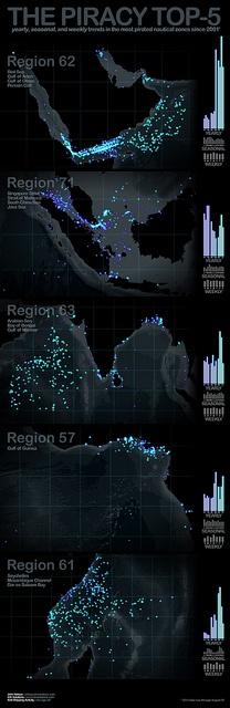 Naval Piracy Map