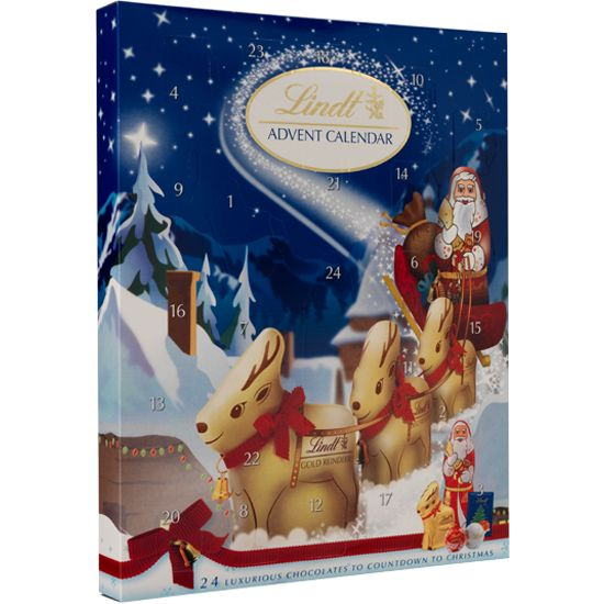 Lindt Advent Calendar 160g