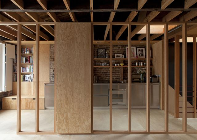 Jonathan Tuckey Desin_Frame House