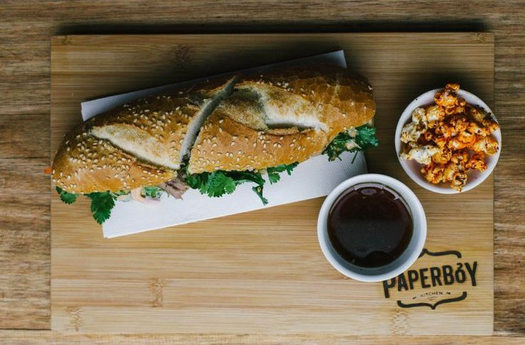 Paperboy Kitchen, 320 Little Lonsdale Street