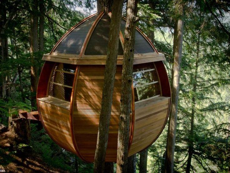 Baumhaus von Joel Allen
