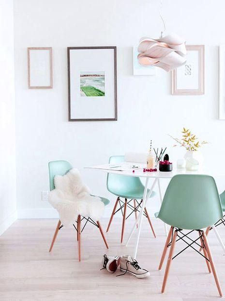 Kleurtrend mintgroen meubels  - Woontrends Roobol