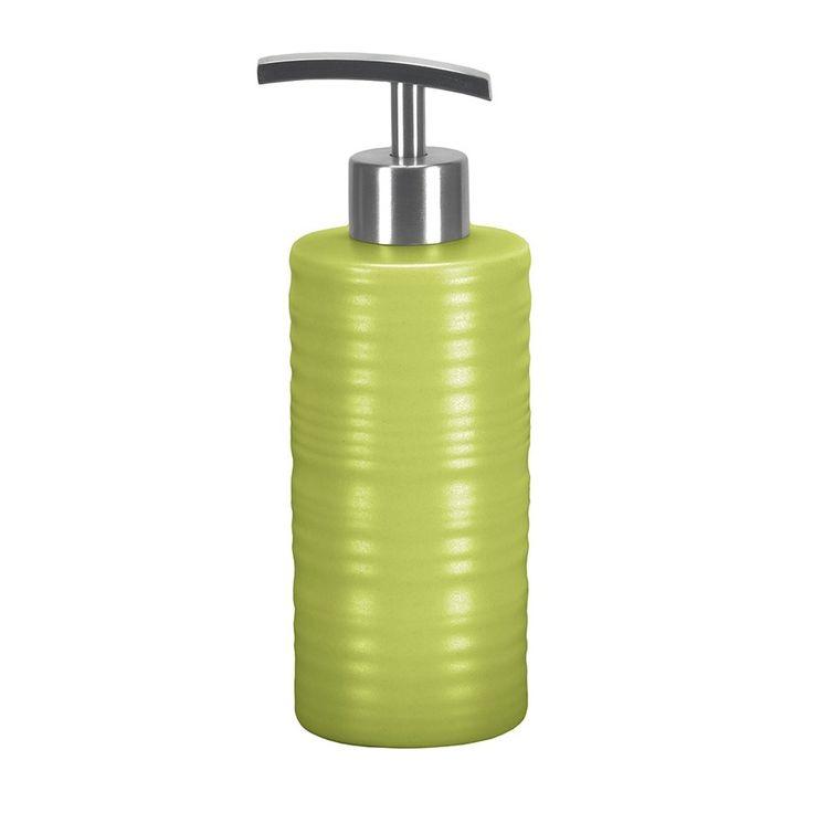 Dávkovač mydla veľký zelený