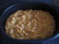 Das perfekte Falscher Apfelstrudel-Rezept mit Bild und einfacher Schritt-für-Schritt-Anleitung: Aus den Eiern, dem Zucker, der Sahne, dem Quark und dem…