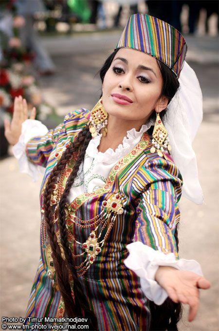 Uzbek dancer. Please like http://www.facebook.com/RagDollMagazine and follow @RagDollMagBlog @priscillacita