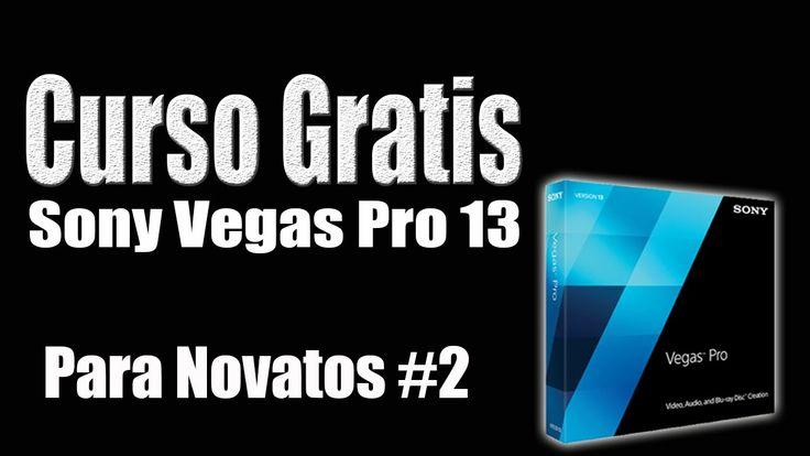 Domina Sony Vegas Pro13 desde 0 - Curso Sony Vegas Pro 13 #2