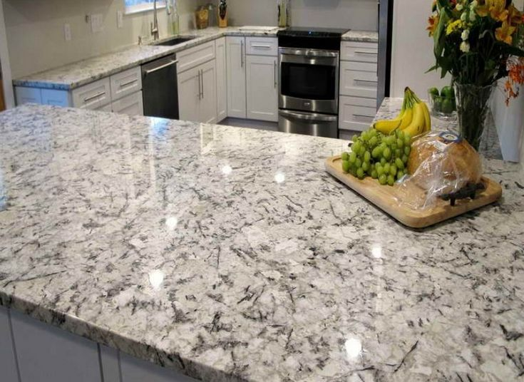 Image result for white mist granite | Judi House | Granite ...
