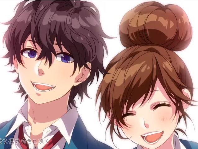 HoneyWorks # Manga # Anime