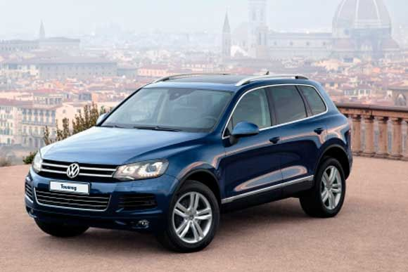 Conheca Os Dados Tecnicos Do Volkswagen Touareg 3 6 V6 2016