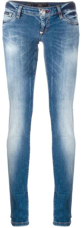 Philipp Plein 'Tenderly' super sexy slim jeans