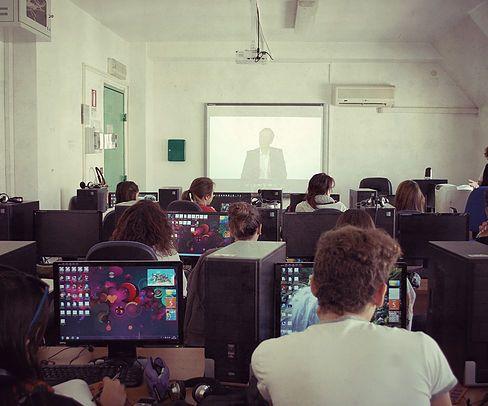 Laboratorio linguistico e multimediale