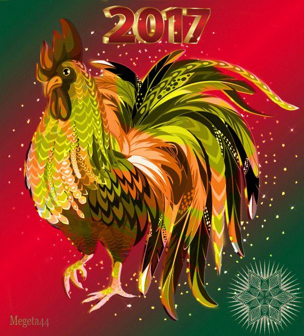 Année de l'Coq Horoscope chinois