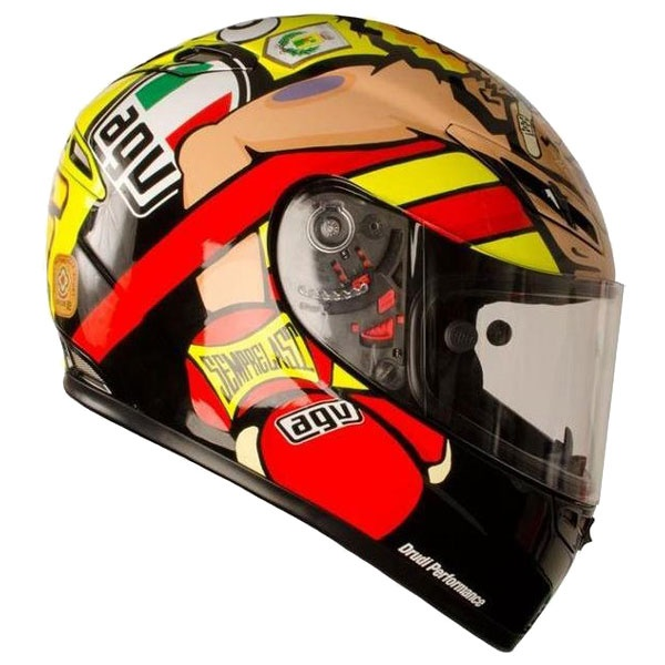 AGV GP-Tech helmet - Misano 2012 Boxer Limited Edition - Extreme Supply