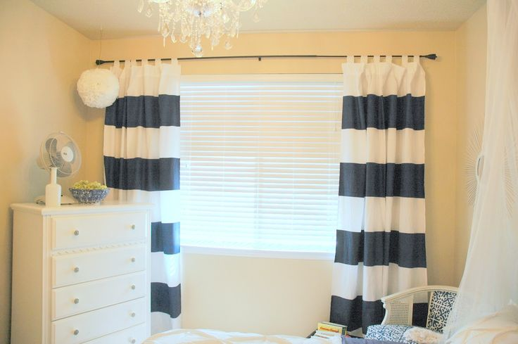 Great tutorial on how to make these Painted Curtains from $4.97 twin sheets: Decor, Turquoise Piano, Sheet Curtains Diy, Craft, Curtains Coastal, Painted Curtains, Diy Curtains, Room