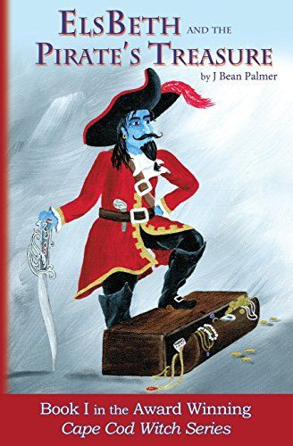 ElsBeth and the Pirates Treasure: Book I in the Cape Cod Witch Series @ niftywarehouse.com #NiftyWarehouse #Halloween #Scary #Fun #Ideas