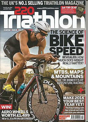 #Triathlon 220 #magazine 2014  # 294 - swim bike run #faster - bike speed -,  View more on the LINK: http://www.zeppy.io/product/gb/2/172064927237/