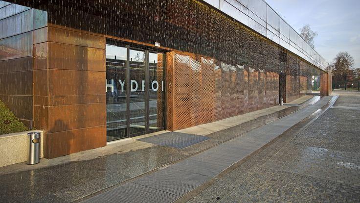 Centrum Edukacji Ekologicznej HYDROPOLIS, Wrocław / ART FM