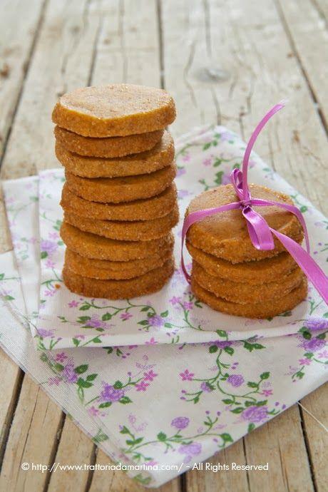 Trattoria da Martina - cucina tradizionale, regionale ed etnica: Biscotti al caramello
