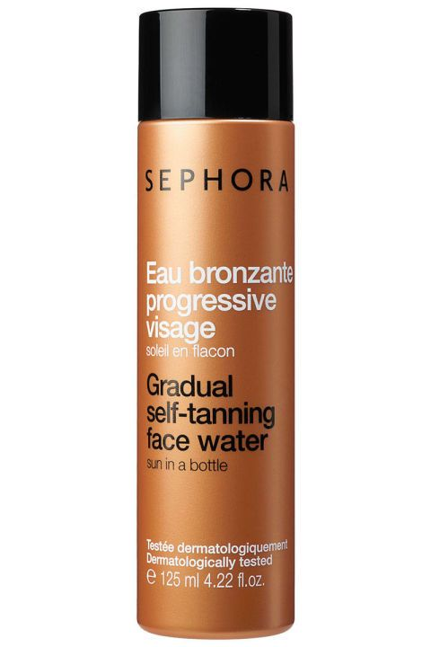 sephora collection gradual self tanning face water
