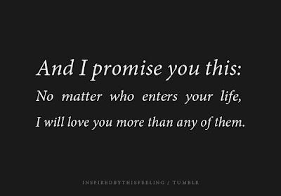 <3 I tell my girls this ALL the time. No one, and I mean NO ONE loves them more than their mommy. <3