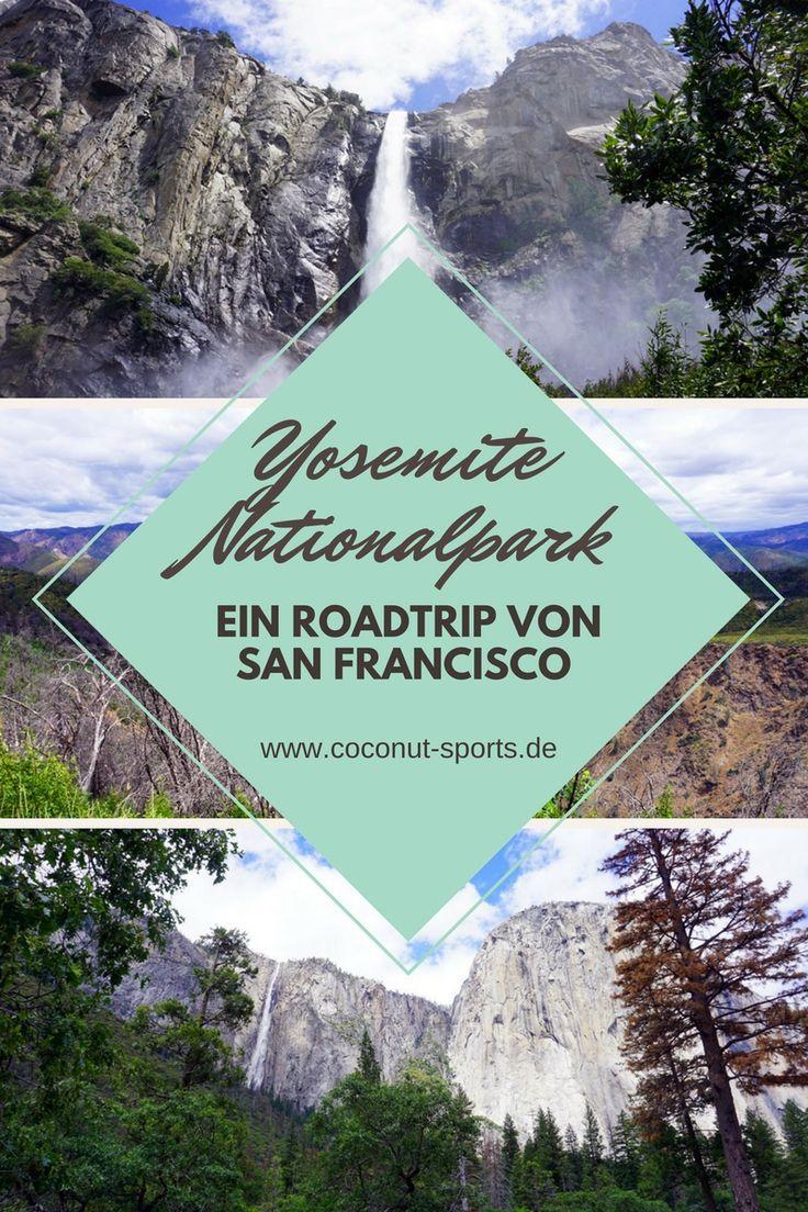 Roadtrip: Von San Francisco zum Yosemite Nationalpark sind es rund 300 Kilometer. Die Fahrt lohnt sich aber auch für einen kurzen Trip zum Yosemite Valley.
