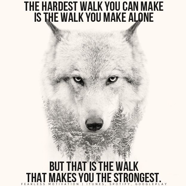 Lone wolf quotes - photo#26
