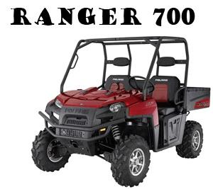 Polaris Ranger 700......wish list