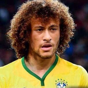 Neymar + David Luiz