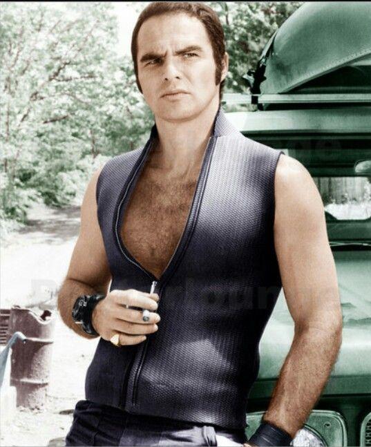 Burt Reynolds - yes yes please!