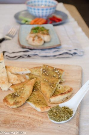Thoughts on Zaatar and some easy ways to use it from Franglais Kitchen
