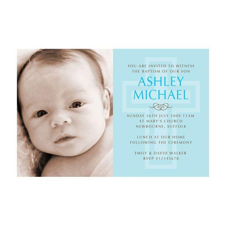 18 best christening baptism invitations images on pinterest free baptism invitations to print baptism vitations stopboris Gallery