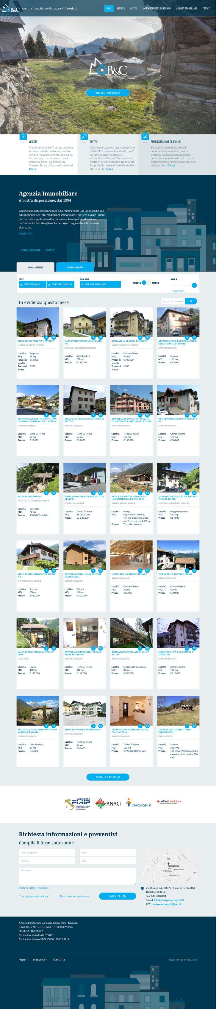#bonapacecereghini www.bonapacecereghini.it #kumbe #webdesign #agenziaimmobiliare #appartamenti #case #home #affitto #vendita #condomini #amministrazionecondomini #associatofiaip #anaci #cercocasa #valrendena #valligiudicarie #valledelchiese #giudicarieesteriori #comano #tioneditrento #pinzolo #madonnadicampiglio #dolomitidibrenta #trentino