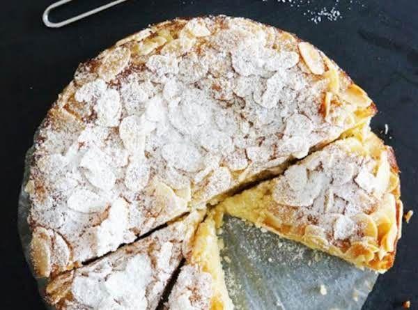 Lemon, Ricotta And Almond Flourless Cake Recipe