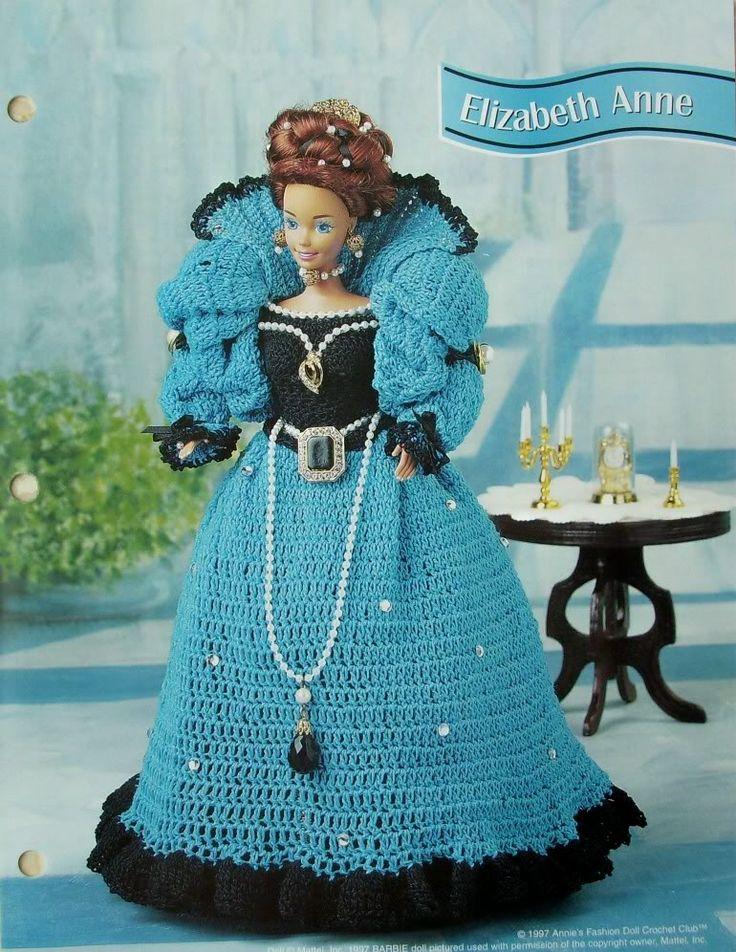 FREE FASHION DOLL CROCHET PATTERNS - Crochet — Learn How to Crochet