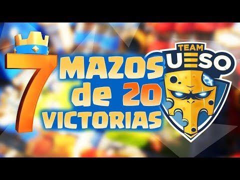 7 MAZOS CON EL QUE SACARTE EL DESAFÍO DE 20 VICTORIAS. Lo mejor de Team Queso   Clash Royale - VER VÍDEO -> http://quehubocolombia.com/7-mazos-con-el-que-sacarte-el-desafio-de-20-victorias-lo-mejor-de-team-queso-clash-royale    En este vídeo os enseño los 7 mejores mazos de los chicos de Team Queso con el que han conseguido las 20 victorias. ► POU LEGION → ► RAYIO → ► MIKJAIL → ► REVOLUTION→ ► LUISITO → ► ANTHONY → ► CUCHII CUU→  ► TODOS MI