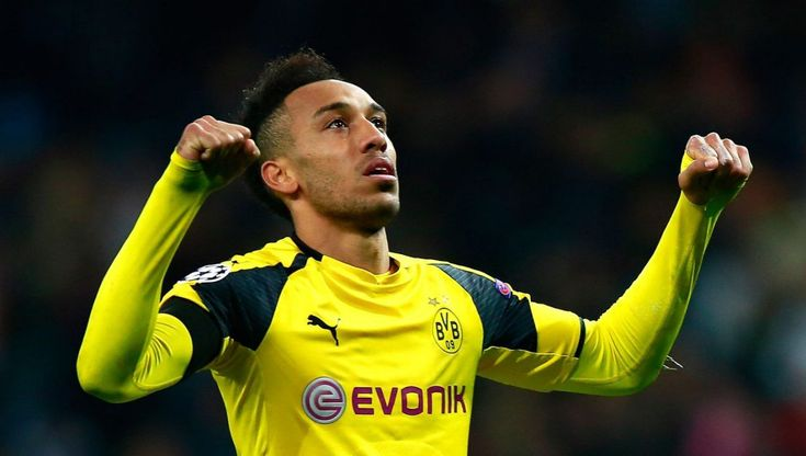 Arsenal confirm talks over Aubameyang transfer