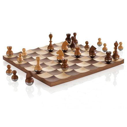 Ein Schachbrett den ich mir irgendwann mal kaufen werde.