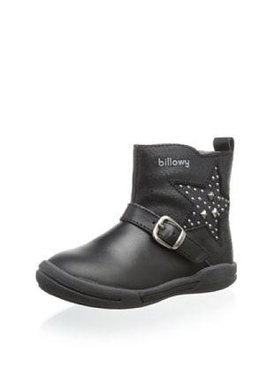 80% OFF Billowy Kid's 5671C45 Boot (Black)