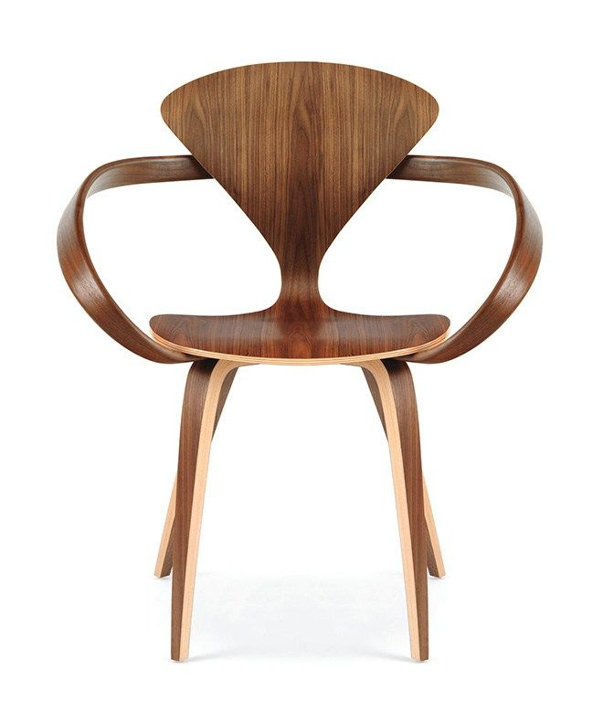 Masters of plywood - Norman Cherner Chair / inspirations / puddingfield.com