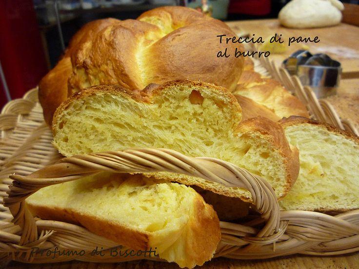 treccia pane al burro di Ilio Berselli