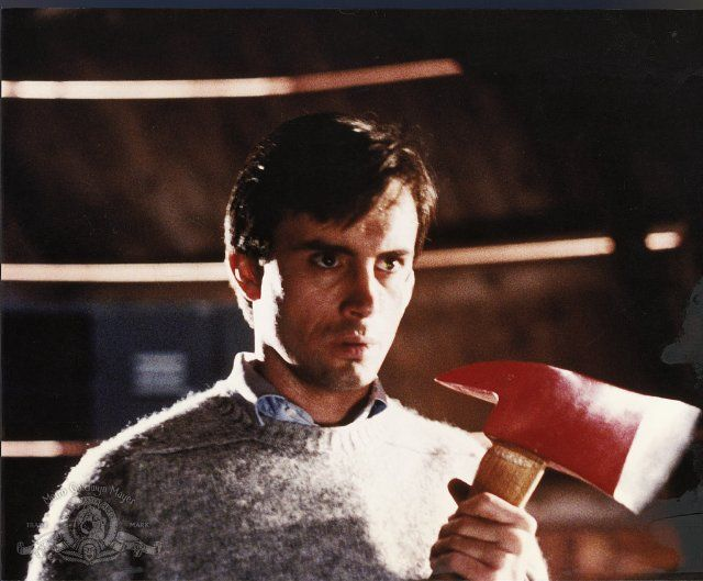 Jeffrey Combs in From Beyond