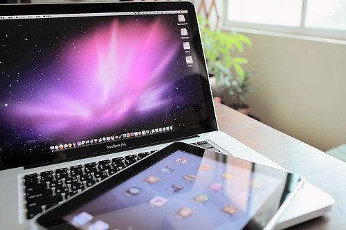 Macbook Pro & iPad
