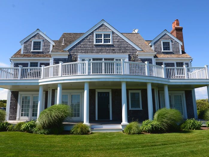 163 best images about shingle style on pinterest cape for Nantucket shingles