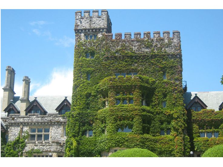 Hatley Castle. Want splendour and elegance for your big day? You've just found your perfect location!