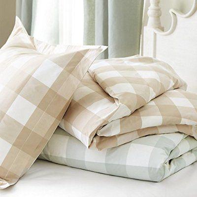 Gwyneth Buffalo Check Sham Spa Ballard Designs